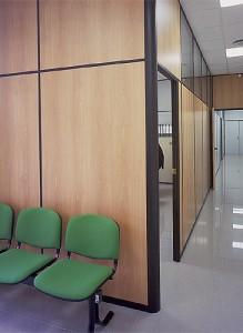 Mamparas de oficina oviedo arco for Oficinas liberbank oviedo