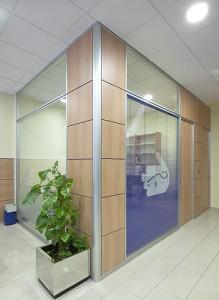 Mamparas de oficina Asturias